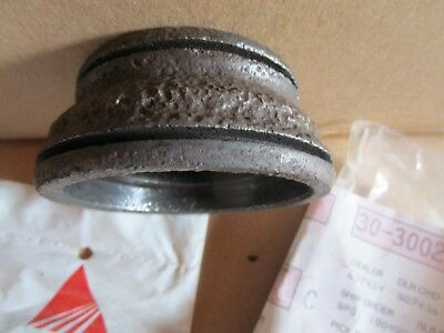 Oliver tractor1855,1950T,1955 turbo to exhaust elbow sleeve with rings VERY NICE