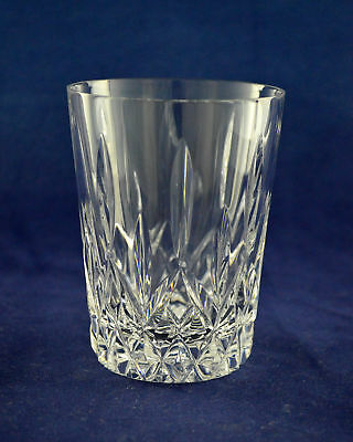 "Tyrone Crystal ""ROSSES"" Whiskey Glass – 10cms (4″) Tall"