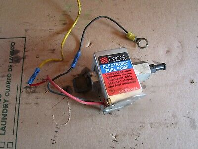 Oliver tractor 66,77,88,770,880 electronic fuel pump WORKS GREAT!!