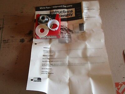 Oliver tractor 1755,1855,1955,2255 BRAND NEW throttle bell crank sleeve NOS