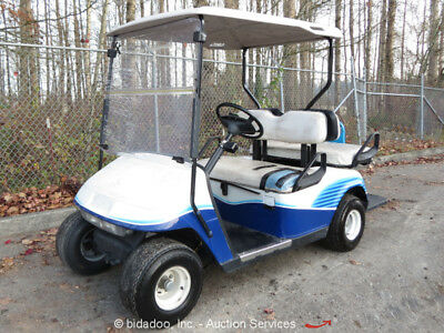 EZ-GO TXT 36 Volt Industrial Equipment Golf Car Cart 4 Seater Charger bidadoo
