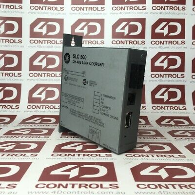 Allen Bradley 1747-AIC Isolated Link Coupler - Used - Series B