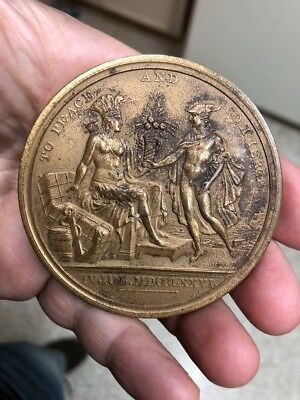Peace and Commerce United States Bronze Medal