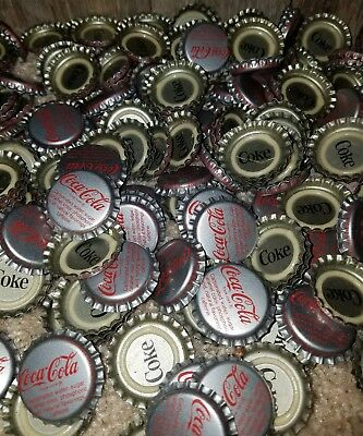 50 Coca-Cola Coke Unused Cork Bottle Caps Cap Soda