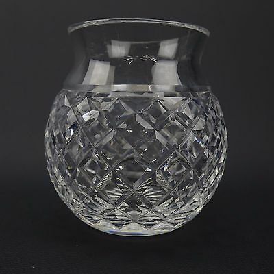 Waterford Glass Vase 163 100 00 Picclick Uk