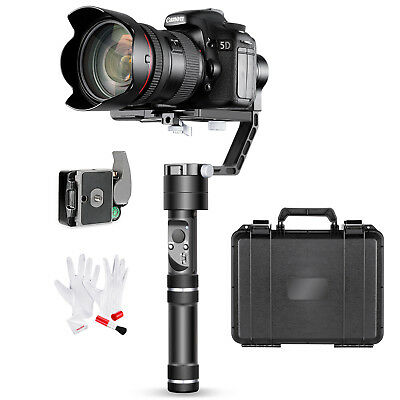 Crane 3-Axis Handheld Gimbal Stabilizer Kit for DSLR / Mirrorless Cameras