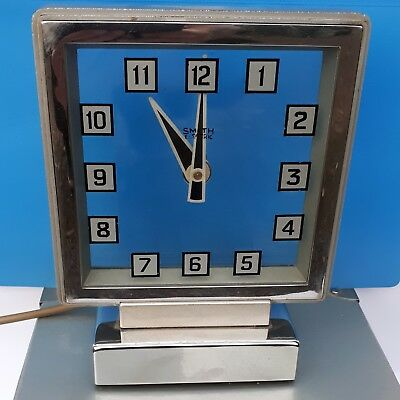 Rare Smiths Electric Mystery Clock