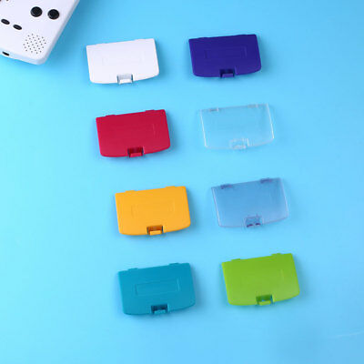 Purple Battery Cover For GameBoy Color Nintendo GBC System Replacement Plastic