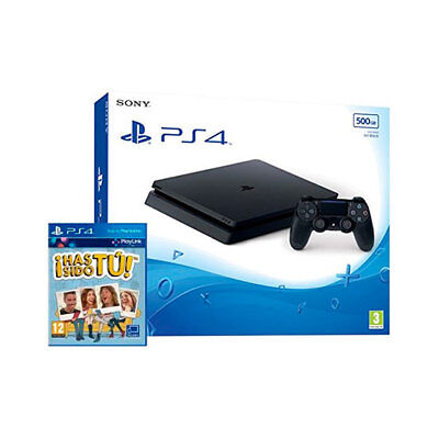 Videoconsola Sony Ps4 500Gb Slim+Has Sido Tu!/videoconsolas Ps Ps4 Sony Nintendo