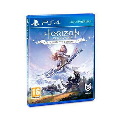 Juego Sony Ps4 Horizon Zero Dawn Complete Edition/videoconsolas Ps Ps4 Sony
