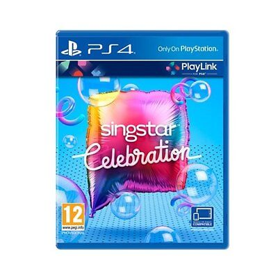 Juego Sony Ps4 Singstar Celebration/videoconsolas Ps Ps4 Sony Nintendo 2Ds 3Ds