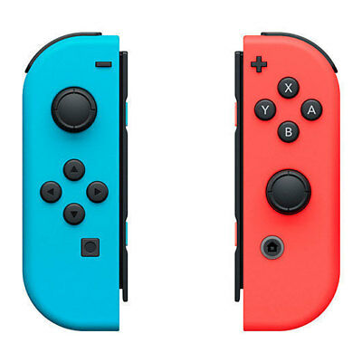 Gamepad Original Nintendo Switch Joy-Con Azul/rojo/videoconsolas Ps Ps4 Sony