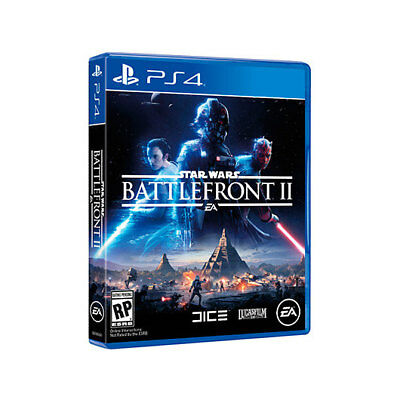 Juego Sony Ps4 Star Wars Battlefront Ii/videoconsolas Ps Ps4 Sony Nintendo 2Ds