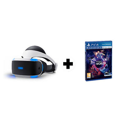 Gafas Sony Playstation Vr + Vr Worlds/videoconsolas Ps Ps4 Sony Nintendo 2Ds 3Ds