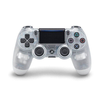 Gamepad Original Sony Ps4 Dualshock Blanco Crystal/videoconsolas Ps Ps4 Sony