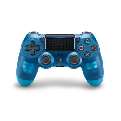 Gamepad Original Sony Ps4 Dualshock Azul Crystal/videoconsolas Ps Ps4 Sony