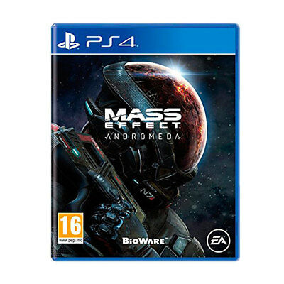 Juego Sony Ps4 Mass Effect:andromeda/videoconsolas Ps Ps4 Sony Nintendo 2Ds 3Ds