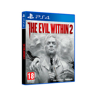 Juego Sony Ps4 The Evil Within 2/videoconsolas Ps Ps4 Sony Nintendo 2Ds 3Ds