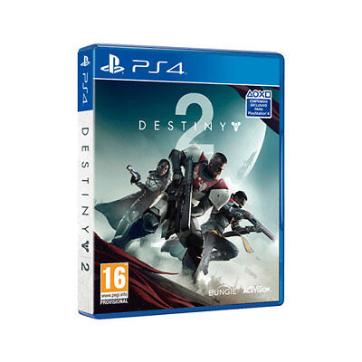 Juego Sony Ps4 Destiny 2/videoconsolas Ps Ps4 Sony Nintendo 2Ds 3Ds Gamepad