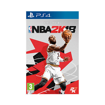 Juego Sony Ps4 Nba 2K18/videoconsolas Ps Ps4 Sony Nintendo 2Ds 3Ds Gamepad