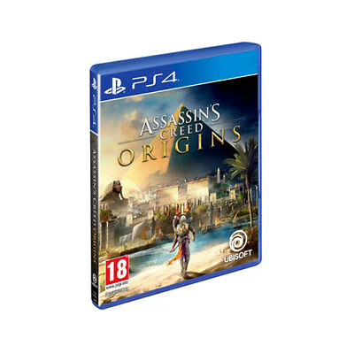 Juego Sony Ps4 Assassin S Creed Origins/videoconsolas Ps Ps4 Sony Nintendo 2Ds