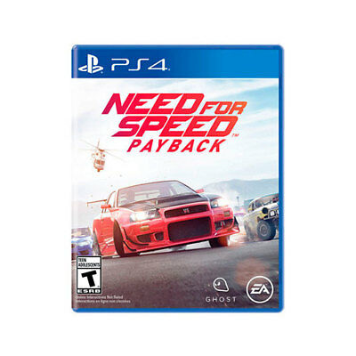 Juego Sony Ps4 Need For Speed Payback/videoconsolas Ps Ps4 Sony Nintendo 2Ds 3Ds