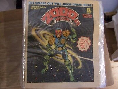 2000 AD and Tornado Comic No 164 May 1980 Excellent Condition
