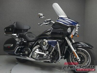 Kawasaki Vulcan® 1700 Voyager®  2013 Kawasaki Vulcan 1700 Voyager VN1700  WABS Used FREE SHIPPING OVER $5000