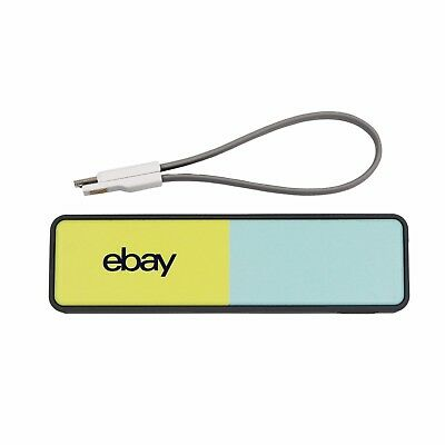 Official eBay Branded PowerStick IV Mobile Charging Device