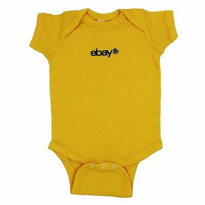 Official eBay Branded Infant Onepiece - eBayBee
