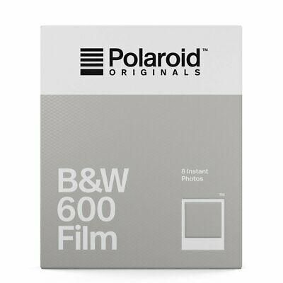 Polaroid Originals: B&W Film for 600