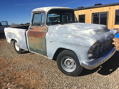 1956 Chevrolet Other Pickups Cameo 1956 Chevrolet Cameo pickup