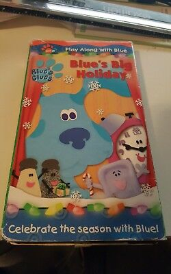 Blue S Clues Blue Stock 4 Episodes Official Dvd All Region Sealed