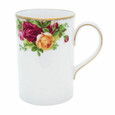 2 X NEW Royal Albert Old Country Rose Mug