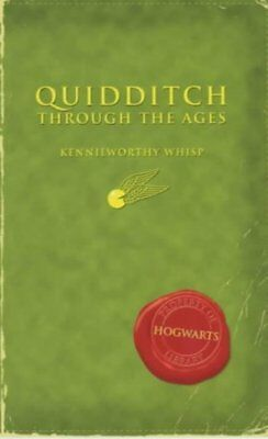 Comic Relief: Quidditch Through the Ages (Harry Potter's Schoolbooks)
