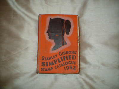 1952 Stanley Gibbons Catalogue