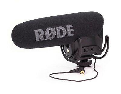 Rode Video Mic Pro Camera Microphone, new