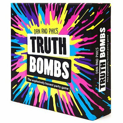 Dan and Phil's Truth Bombs Card Game Board Game