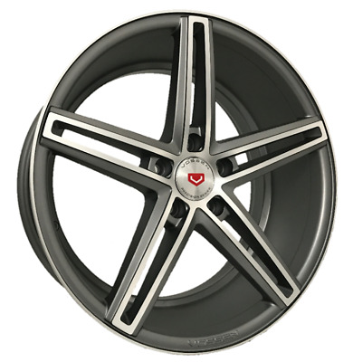 4pcs TOYOTA 18 inch Mag Wheels Rim 5X114.3 Alloy wheel Car Rims SILVER -3