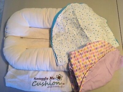 Baby Pillow- Snuggle Me Cushion