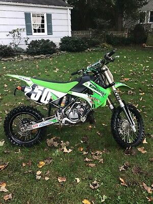 2010 Kawasaki KX  2010 kawasaki kx85 GREAT BIKE RUNS GOOD