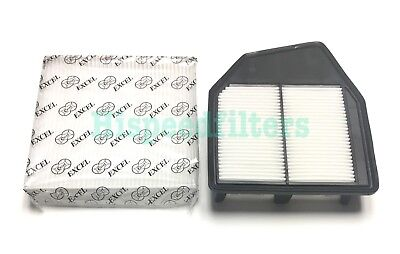 COMBO SET ENGINE&CABIN AIR FILTER For ACCORD 2008-2012 2.4L 4CYL US Seller