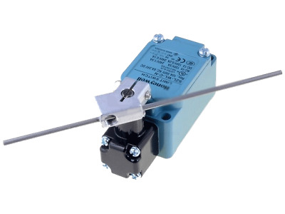 1x SZL-WL-C-N Limit switch adjustable plunger max length 141mm 10A IP67