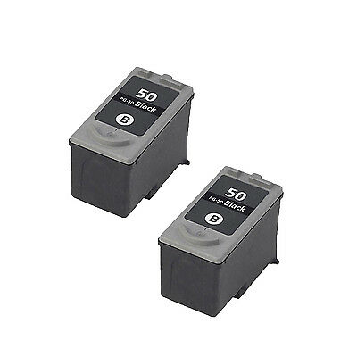 Compatible 2PK PG-50 Inkjet Cartridge For Canon PIXMA MP150/160/170