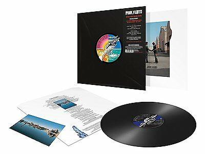 PINK FLOYD Wish You Were Here 180gm Vinyl LP 2016 (5 Tracks) NEW & SEALED