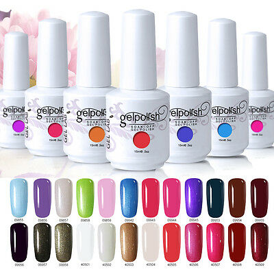 New Gel Lab REMOVER UV Gel Nail Polish Available All Popular Color Top Base Coat