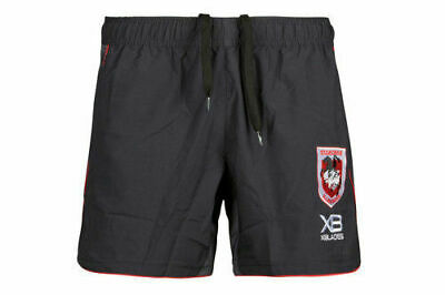 St George Illawarra Dragons NRL 2018 Players X Blades Training Shorts Size S-5XL