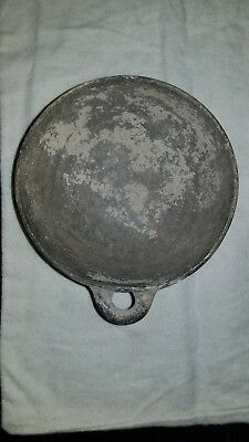 Ancient Greek Bowl with Handle
