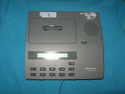 dictaphone model 2750 cassette transcriber