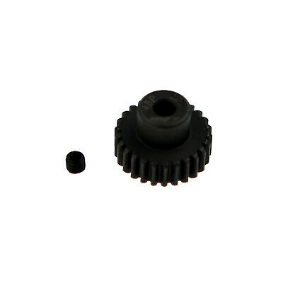 """GDS Racing M0.8  Pinion Gear Steel For 1//8/"""" 3.175mm and 5mm shaft"""
